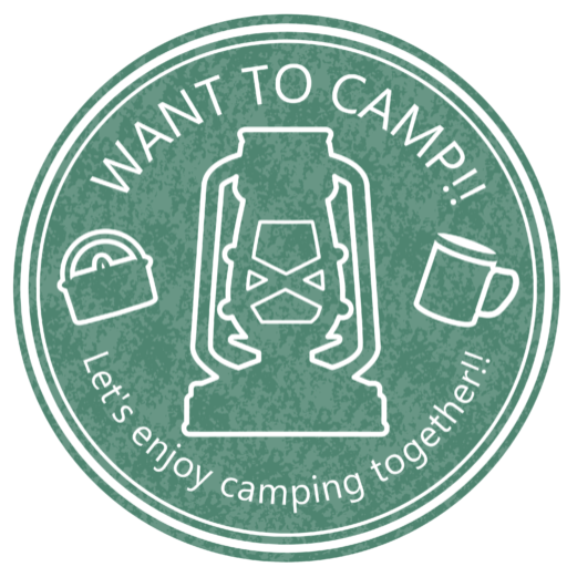 WANT TO CAMP!!