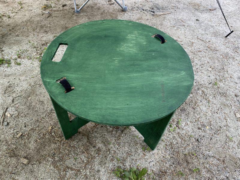 カインツテーブル