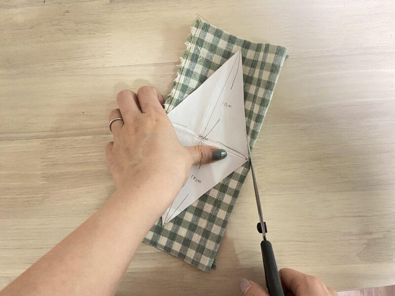 ガーランド作り方4