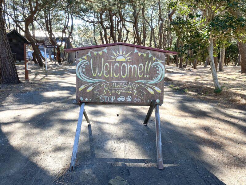 柳島キャンプ場