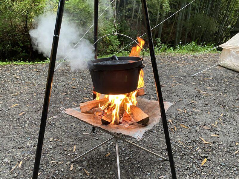 ダッチオーブン豚ブロック角煮4